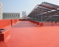 Polyurethane waterproofing coating